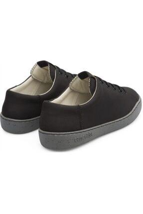 CAMPER Erkek Siyah Bağcıklı Sneaker 3