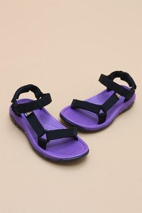 Ayax Trekking Kadın Sandalet 4