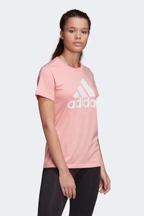 adidas Kadın T-shirt W Bos Co Tee Fq3239 3