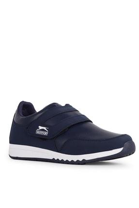 Slazenger ALISON I Sneaker Kadın Ayakkabı Lacivert SA20LK052 1