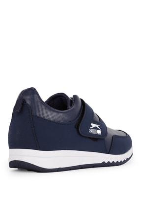 Slazenger ALISON I Sneaker Kadın Ayakkabı Lacivert SA20LK052 2