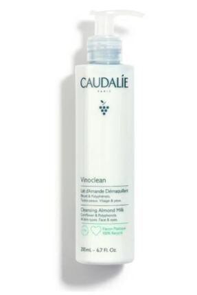 Caudalie Vinoclean Cleansing Almond Milk Badem Yağlı Temizleme Sütü 200 Ml 0