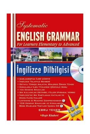 Beşir Kitabevi Systematic English Grammer With Cd 0