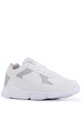 Slazenger INDIANA Sneaker Kadın Ayakkabı Beyaz SA20RK069 1