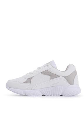 Slazenger INDIANA Sneaker Kadın Ayakkabı Beyaz SA20RK069 3