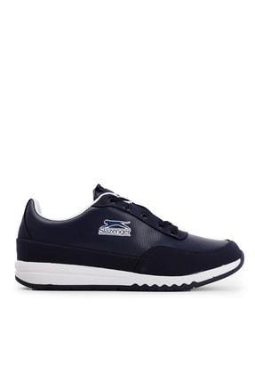 Picture of Angle Sneaker Kadın Ayakkabı Lacivert Sa20lk045