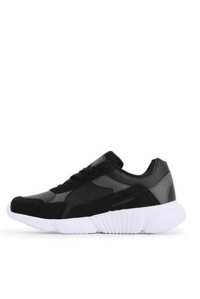 Slazenger INDIANA Sneaker Kadın Ayakkabı Siyah / Beyaz SA20RK069 3