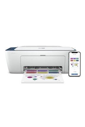 HP DeskJet 2721 Fotokopi + Tarayıcı + Wi-Fi + Airprint Yazıcı 7FR54B 1