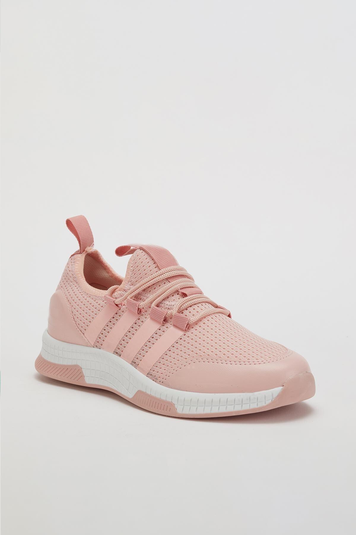 Larasima Unisex Pudra Sneaker