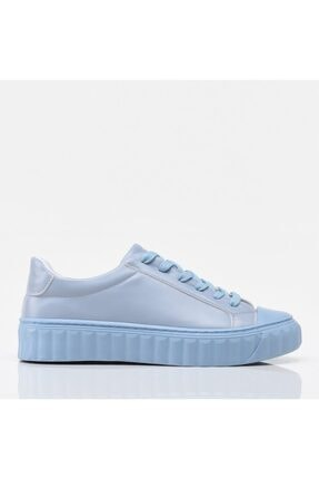 تصویر از Açık Mavi Yaya Spor Ayakkabı
