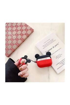 Miyosa Apple Airpods Pro Kılıfı Minnie Mouse 4