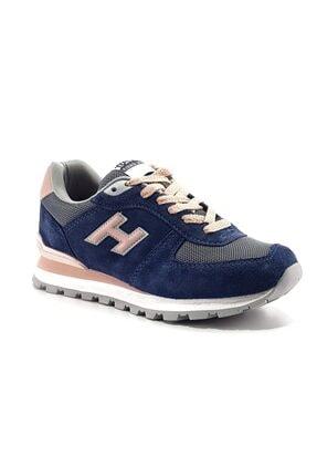 Hammer Jack Kadın Koyu Indigo Spor Ayakkabı 0