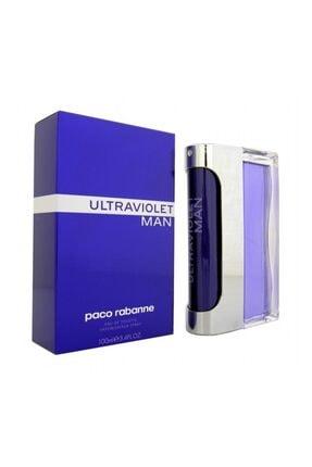 Paco Rabanne Ultraviolet Man Edt 100 ml Erkek Parfümü 3349666010518 0