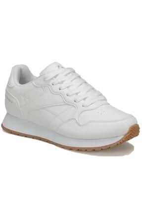 Lumberjack HELLO WMN 1FX Beyaz Kadın Sneaker Ayakkabı 100785245 0