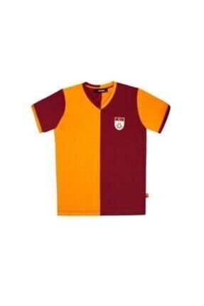 Unisex Kırmızı Orjinal Yetişkin-Çocuk Galatasaray Metin Oktay Forması resmi