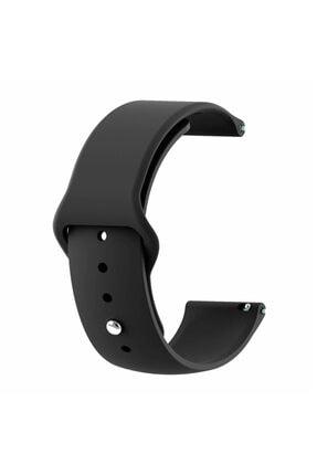 Microsonic Huawei Watch Gt2 Pro Silicone Sport Band Siyah 0