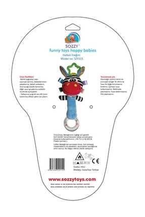 Sozzy Toys Toys Halkalı Ineğim - Szy115 1