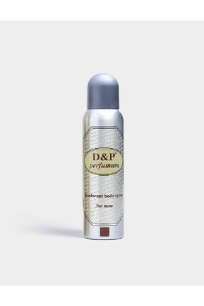 D&P Perfumum G1 Erkek Deodorant 150 ml 0