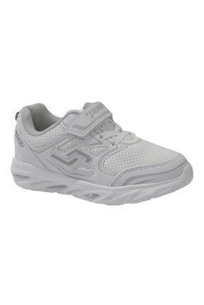 Jump 24805 Beyaz Anatomik (26-30) Işıklı Çocuk Ayakkabı 0