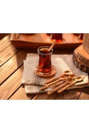 Bambum Lolli 6'lı Çay Kaşığı B2893 2