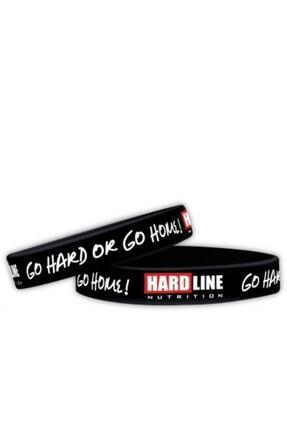 Hardline Bileklik Ince Go Hard Or Go Home 1 Adet 0