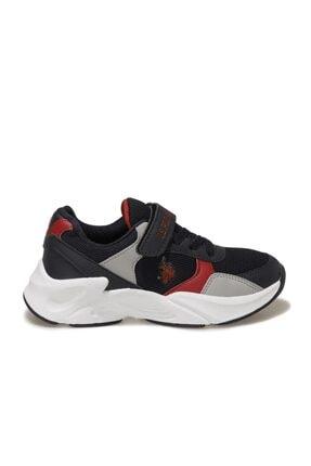 US Polo Assn PEJA Lacivert Erkek Çocuk Koşu Ayakkabısı 100601586 1