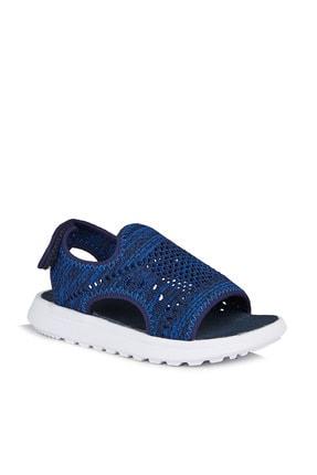 Vicco Macaron Erkek Genç Lacivert Sandalet 0
