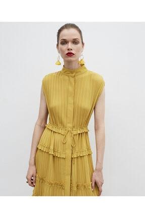 İpekyol Pilili Elbise 1