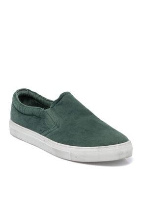Tergan Erkek Yeşil Tekstil Ayakkabı 54775d7p 0