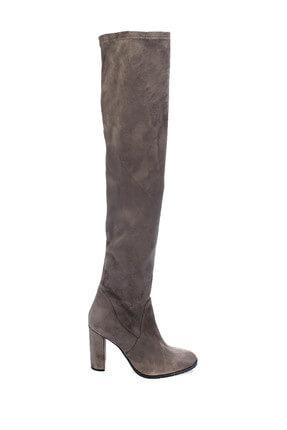 Gri Kadın Çizme 120130008756