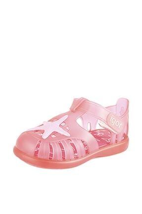 IGOR S10234 TOBBY VELCRO ESTRE Fuşya Kız Çocuk Sandalet 101112264 1
