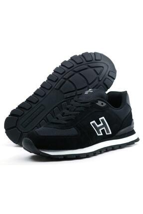 Hammer Jack Unisex Siyah Spor Ayakkabı 2