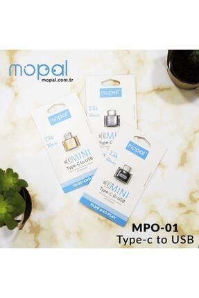 Mopal Apple Macbook Pro Air Usb To Type-c Otg Dönüştürücü Çevirici 3