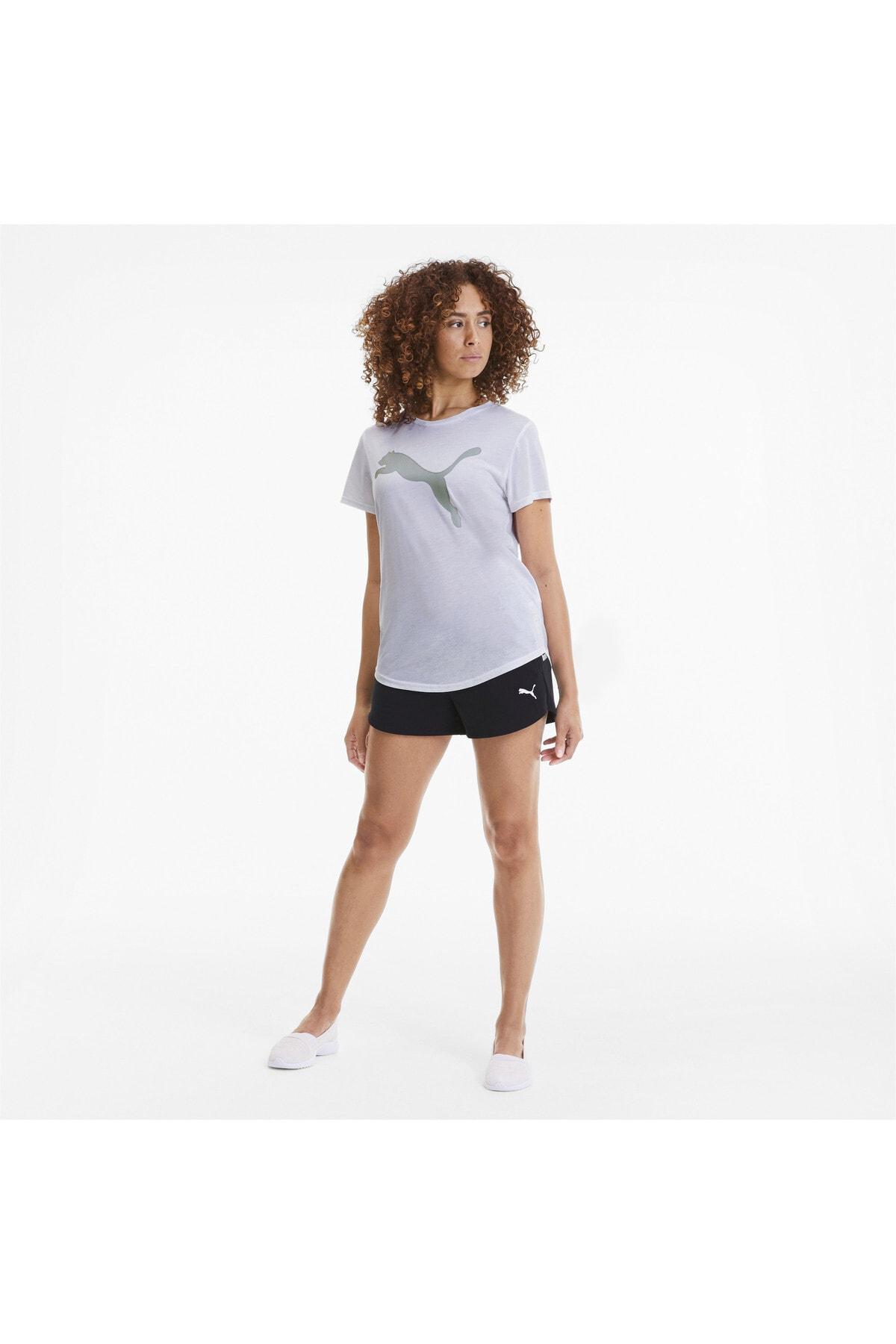 Puma Evostripe Kadın Tişört - 58124102 2