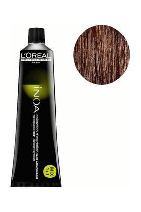 İNOA Inoa 5,35 Açık Kestane Dore Akaju Saç Boyası 3474630414143 0