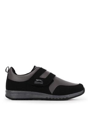 Slazenger Alıson I Sneaker Kadın Ayakkabı Siyah / Gri 0