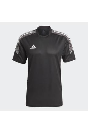 adidas Erkek Siyah T-shirt Gh7167 0