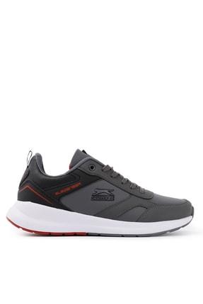Slazenger Zero Sneaker Erkek Ayakkabı K.gri / Siyah 0