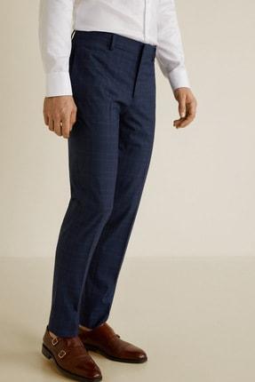 Mango Erkek Lacivert Pantolon 43020503 1