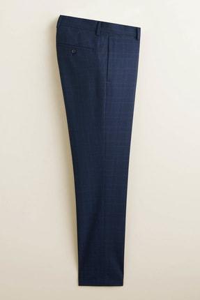 Mango Erkek Lacivert Pantolon 43020503 2