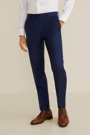 Mango Erkek Mürekkep Mavisi Pantolon 43030912 1