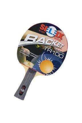 SELEX Tr 100 Ittf Onaylı Masa Tenisi Raketi 0