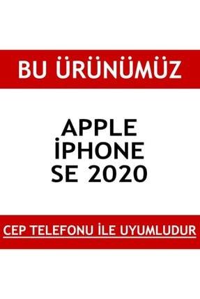 BCA Apple Iphone Se 2020 Şeffaf Silikon Kılıf Ultra Ince 0,20 Mm 1