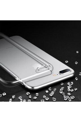 BCA Apple Iphone Se 2020 Şeffaf Silikon Kılıf Ultra Ince 0,20 Mm 4