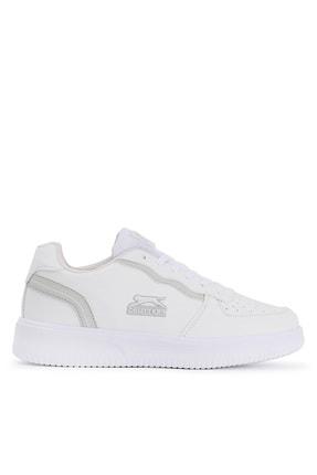 Slazenger IMPACT Sneaker Kadın Ayakkabı Beyaz SA20LK032 0
