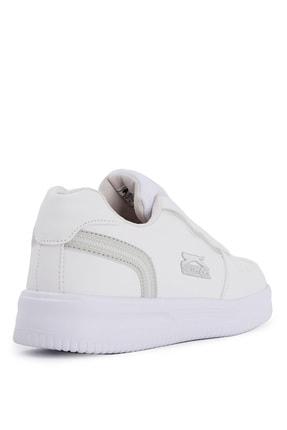 Slazenger IMPACT Sneaker Kadın Ayakkabı Beyaz SA20LK032 2