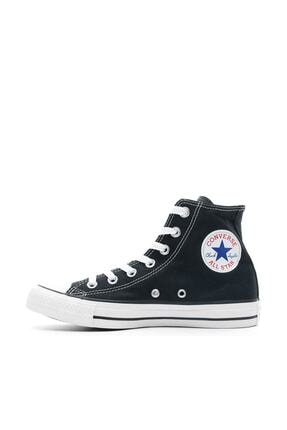 Converse Unisex Siyah Chuck Taylor All Star Hi Sneaker 2