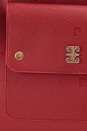 Pierre Cardin Kırmızı Print Omuz Çantası 05PO21Y1465 3