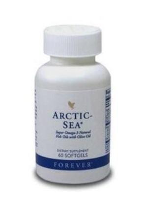 Forever Living Balık Yağı -arctic Sea Omega 3 0