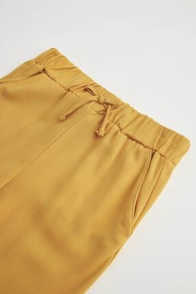 Defacto Kız Çocuk Jogger Dokuma Pantolon 2